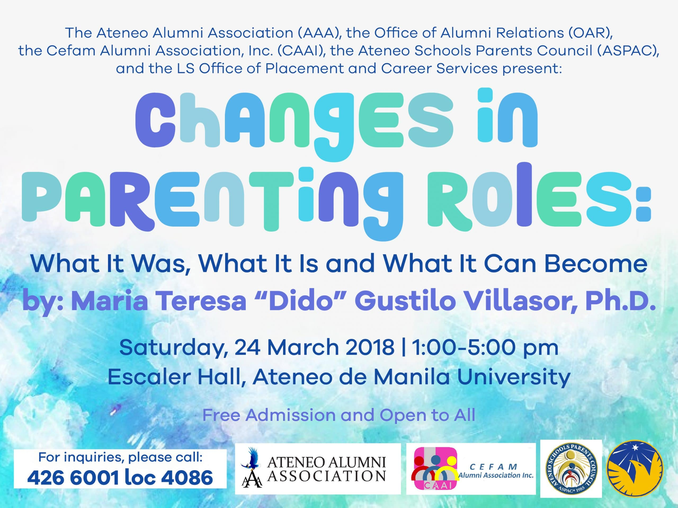 Changes In Parenting Roles