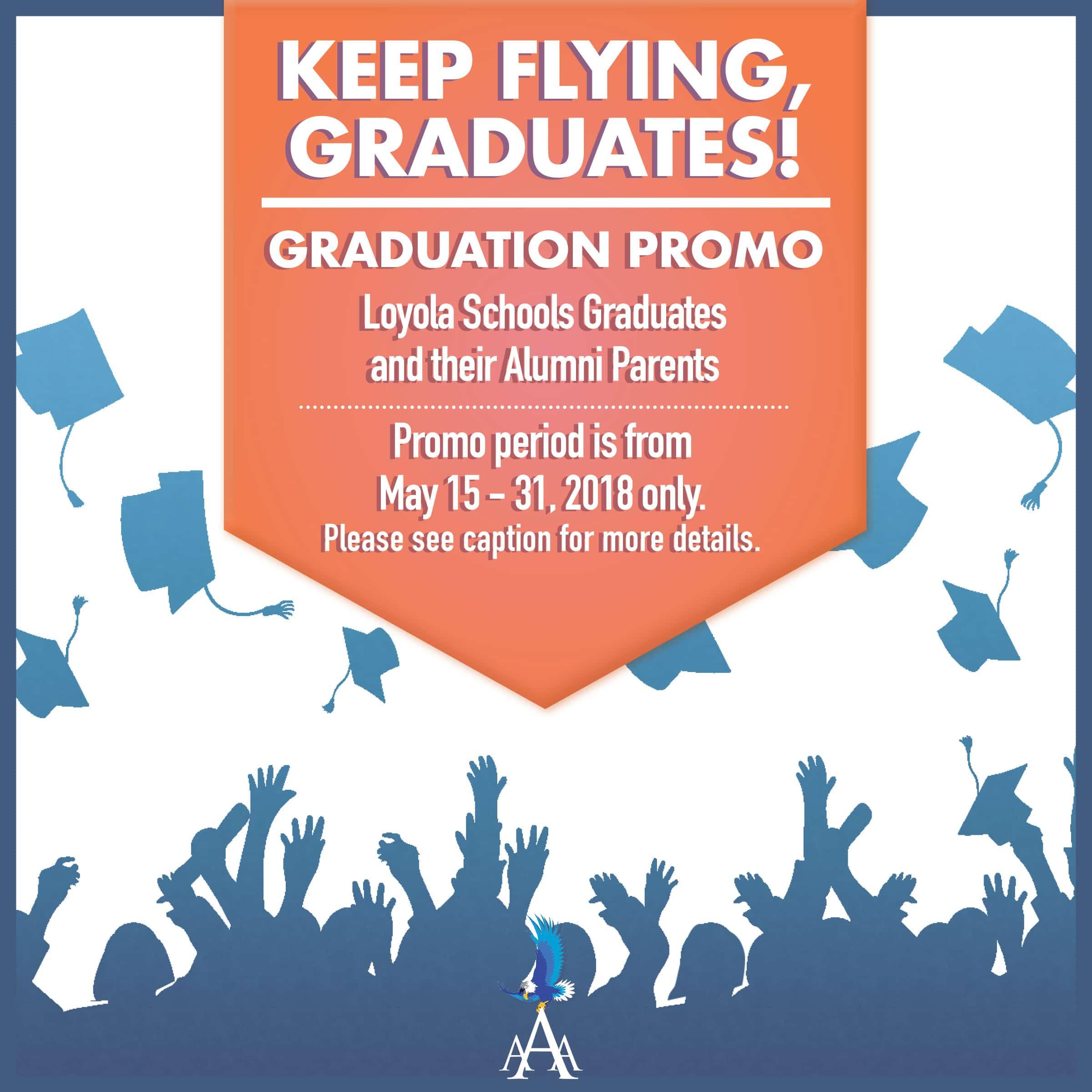 May Graduation Promo